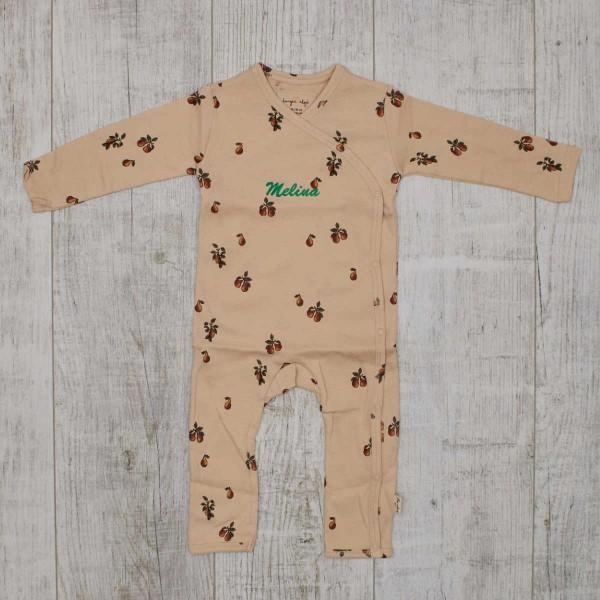 Pyjama bébé - Poire