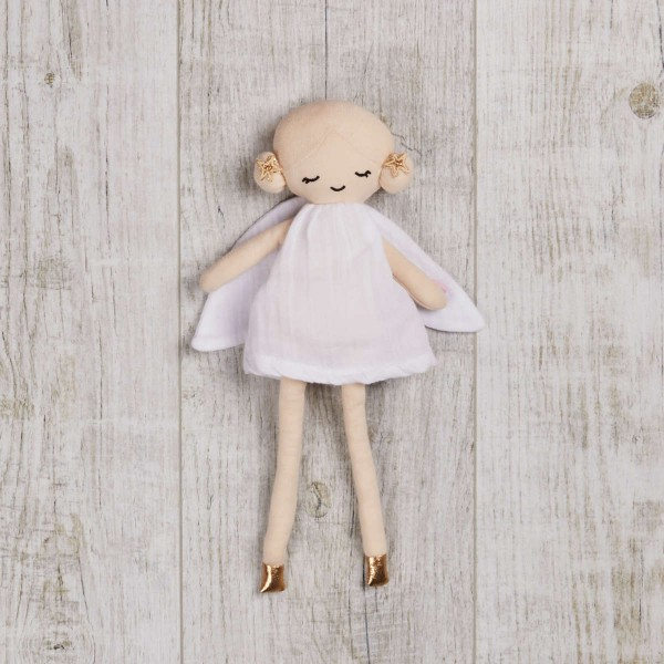Doll - Winter Fairy, 30 cm
