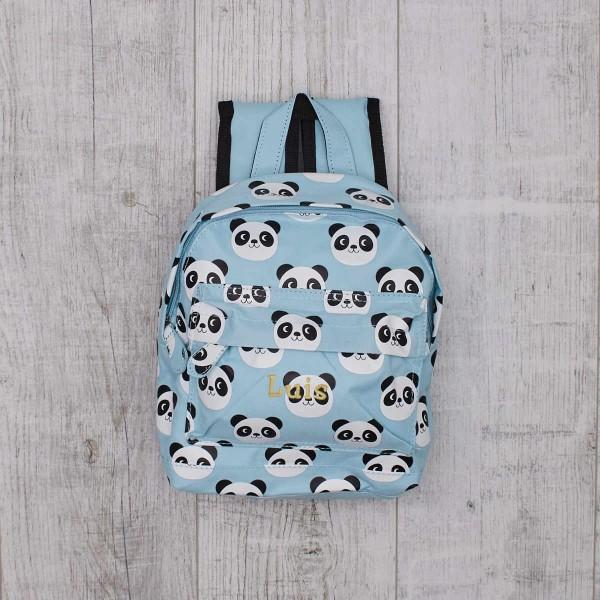 "Mini Rucksack ""Miko The Panda"""
