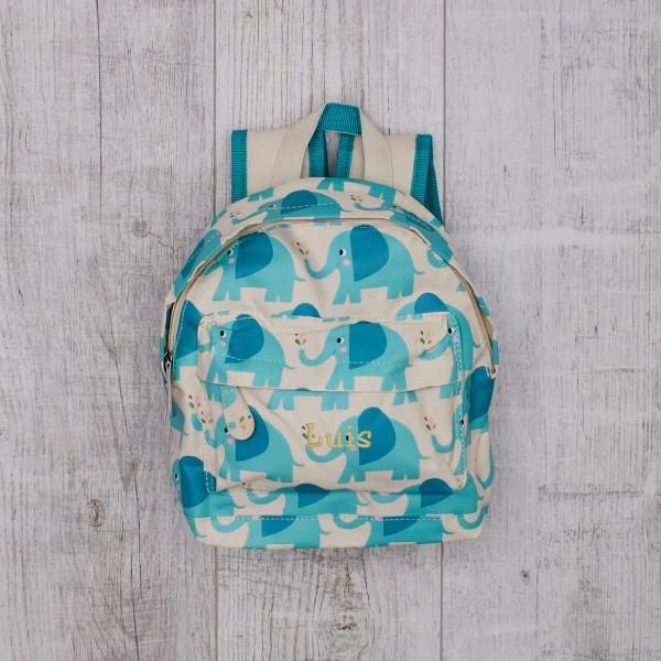 Elvis The Elephant Mini Backpack