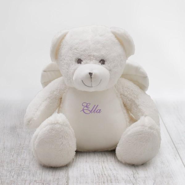 Cuddly Toy, 30 cm, Guardian Angel Bear