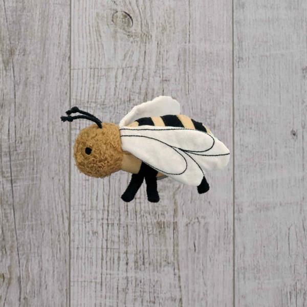 Soft Rattle Bee Bolette