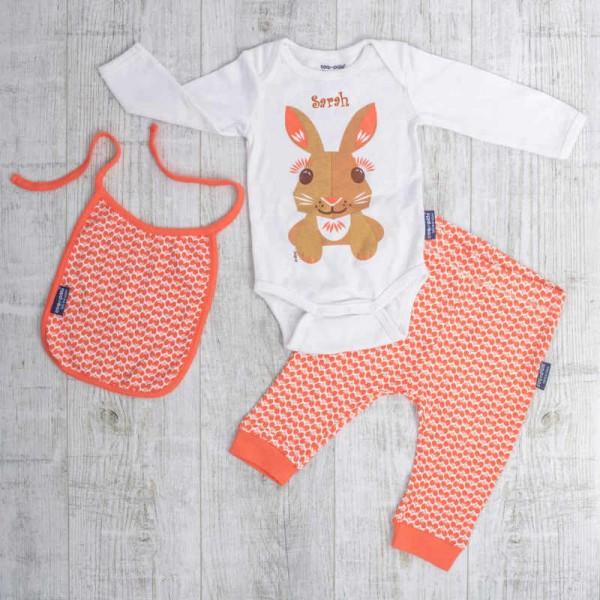 Long-arm body set, rabbit