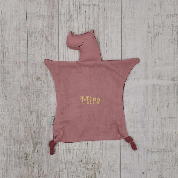 Rhino Comforter, Rosalie