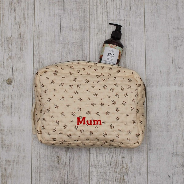 Best Mum Set with Toilet Bag and Soap