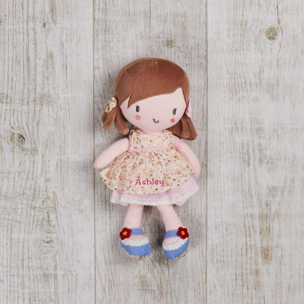 Puppe 'kleine Blume'