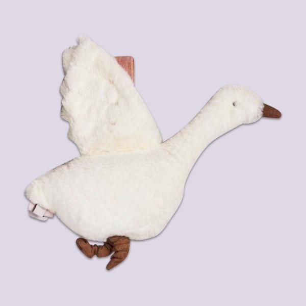 Spieluhr, Plüsch Vogel