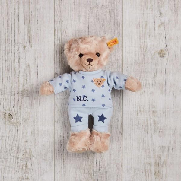 "Teddy Bear ""Good Night"", light blue"