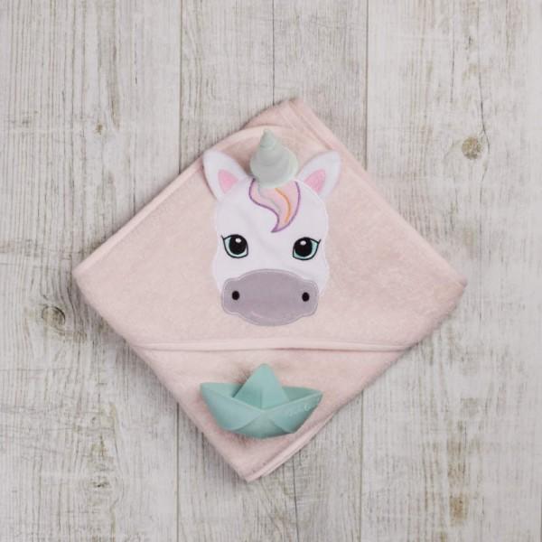 The small, playful bathing set, unicorn