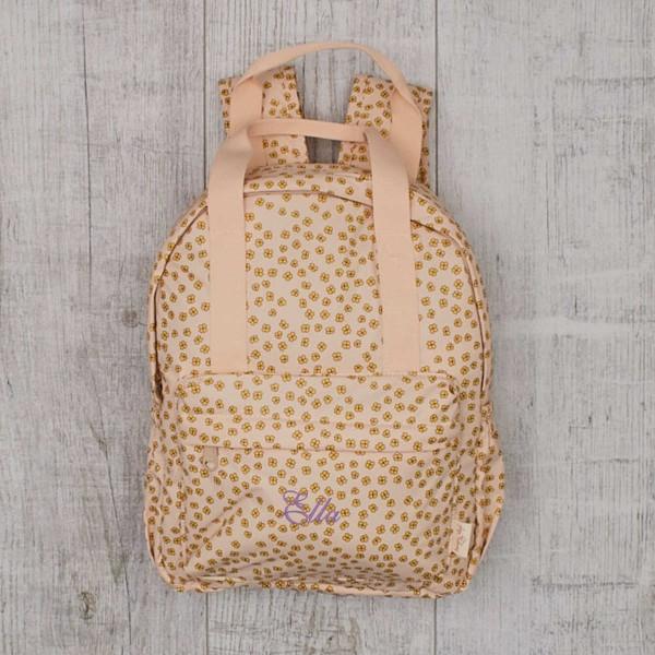 Mini sac à dos Buttercup beige