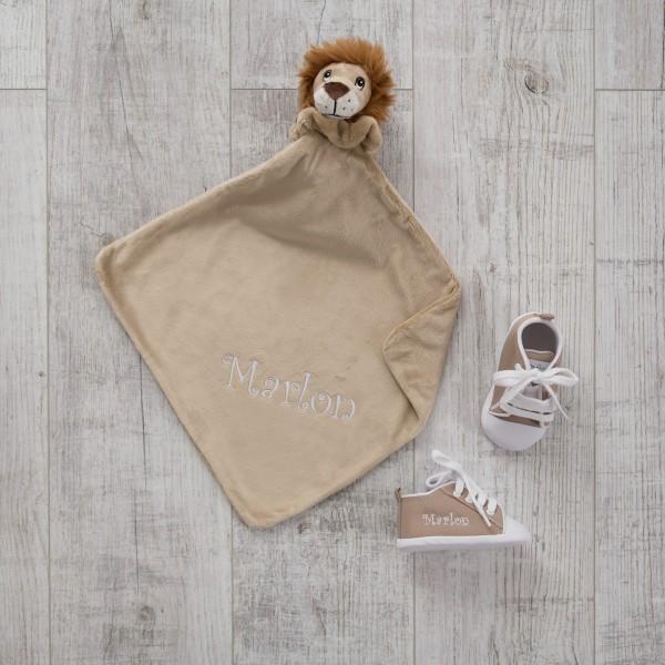 Schmusetuch & Babyschuhe