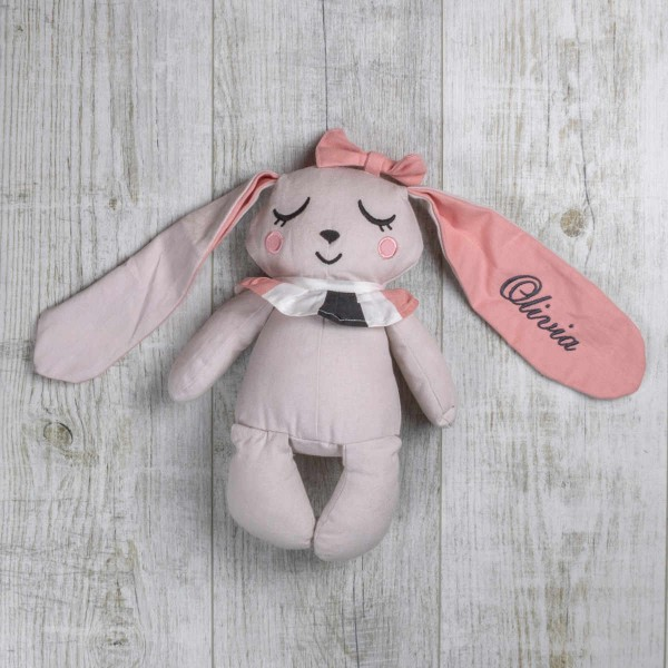 Sensory Canvas Doll – Bella the Bunny