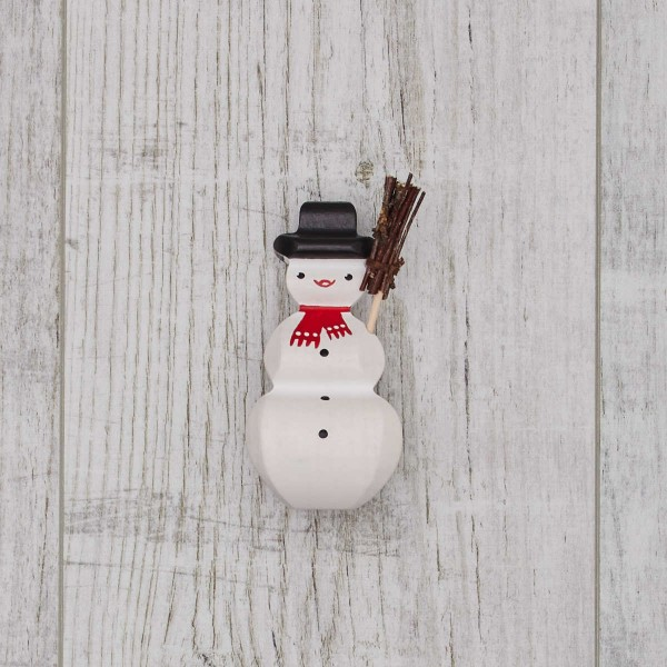 Snowman Wood toy by Trauffer