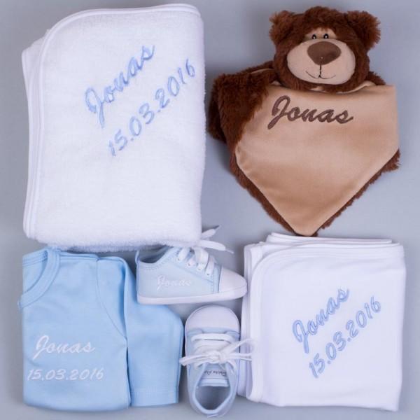 5-teiliges Luxus-Geschenkset - Blau