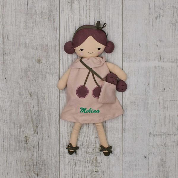 Doll 40 cm, 'Cherry'