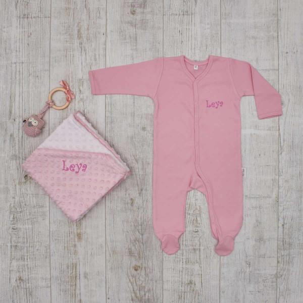 Essentials Babyset - the sweetest pieces, pink