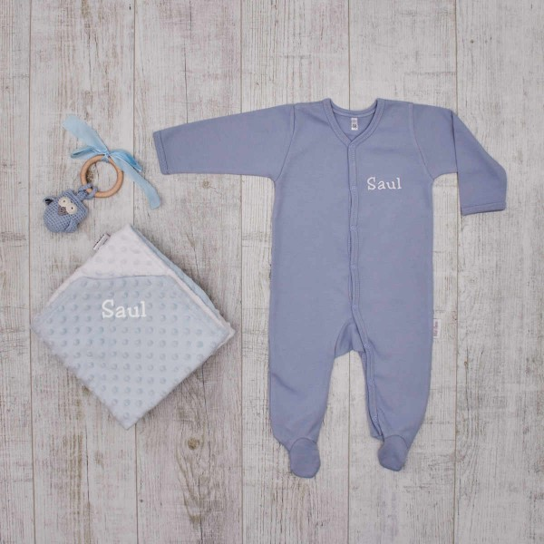 Essentials Babyset - the sweetest pieces, blue