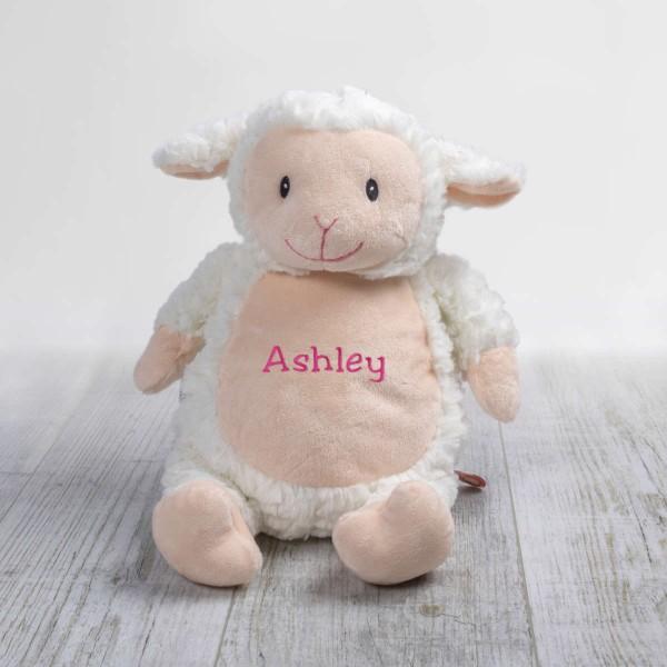 Loverby – Lamb Teddy Plush Toy, 30 cm