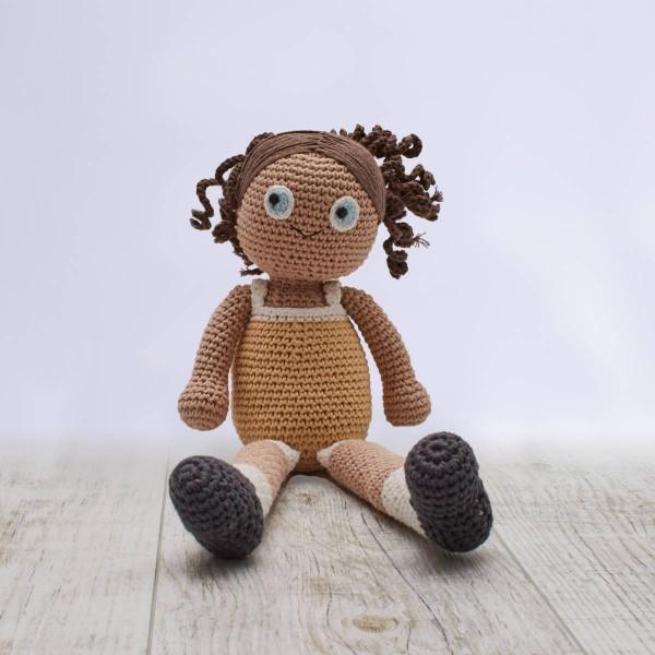 Häkel- Puppe, Anna