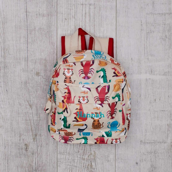 "Mini Kinderrucksack ""Colourful Creatures"""