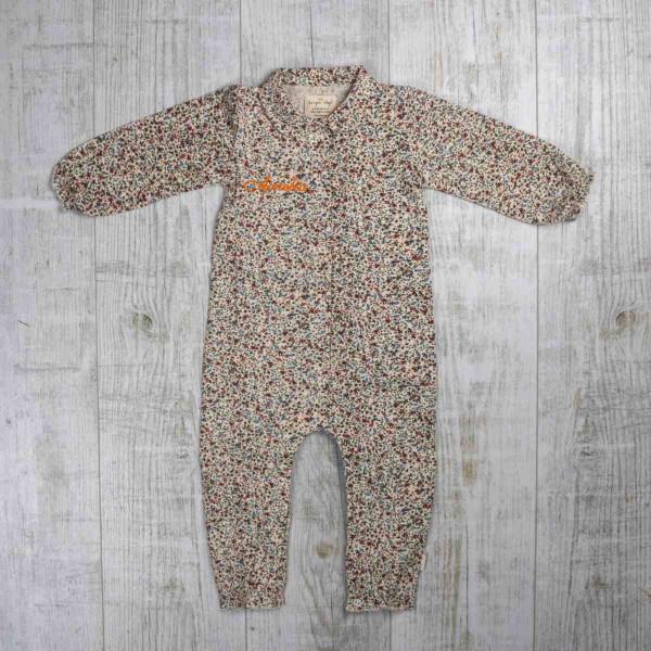 Pyjama avec col, Louloudi
