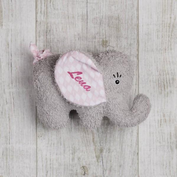 Spieluhr Elefant, Rosa