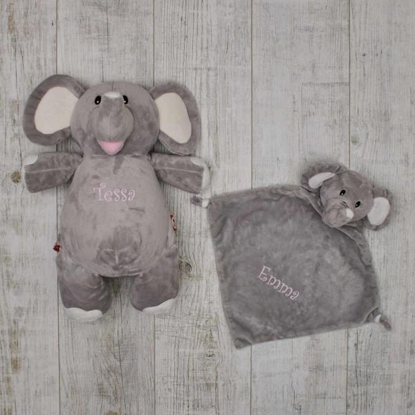 Grosse Schwester & kleine Schwester Elefant