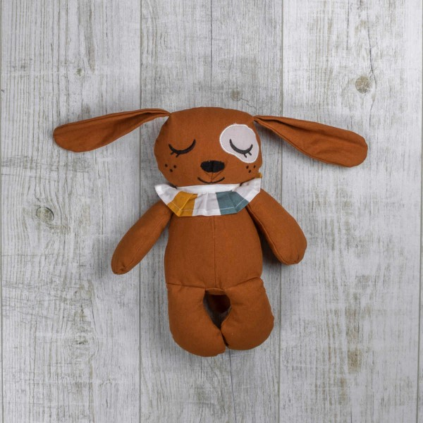 Sensory Canvas Doll – Duke the Dog