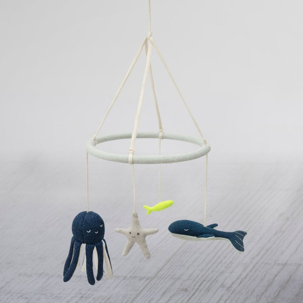 Under the Sea Baby Mobile