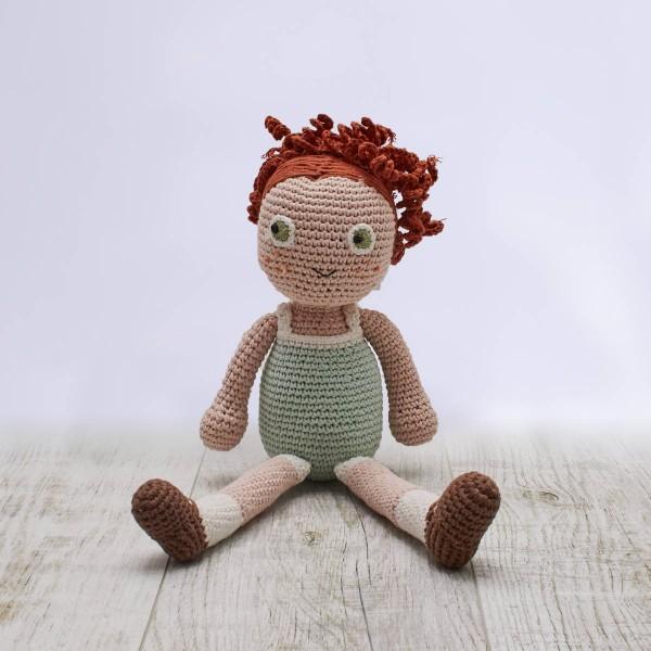 Crochet doll, Hanna