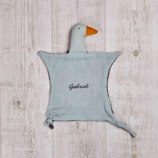 Goose Comforter, Hildegard