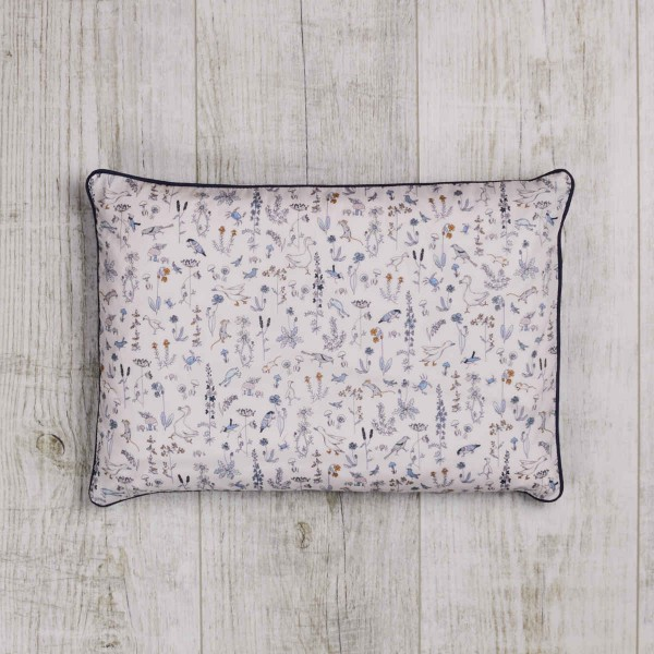 Millet cushion Theo, Blue, Libertys