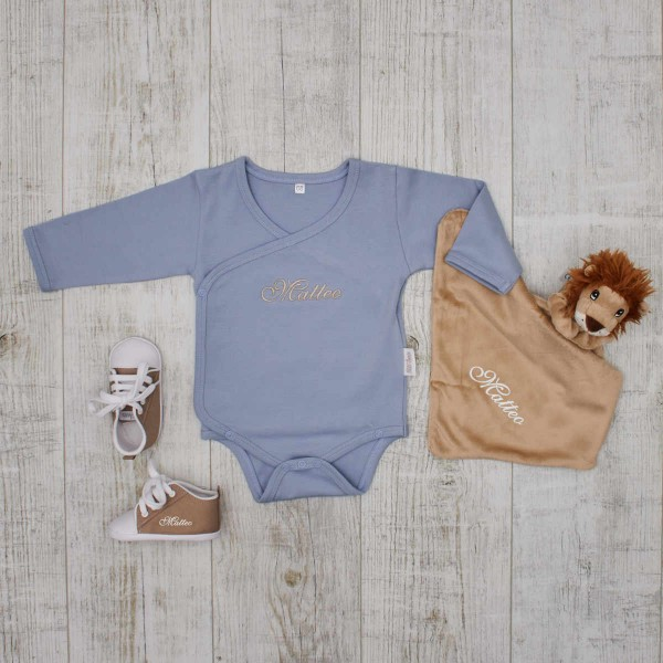 Essentials Babyset - Little lion, blue
