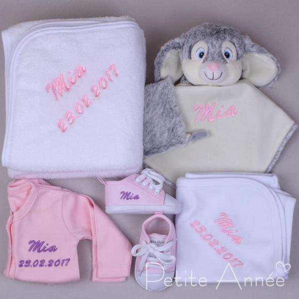 5-teiliges Luxus-Geschenkset - Rosa