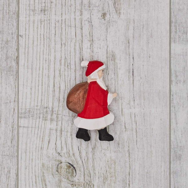 Santa Wood toy by Trauffer