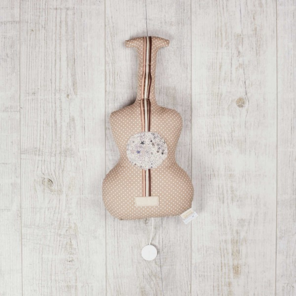 "Spieluhr Gitarre ""La vie en rose"""