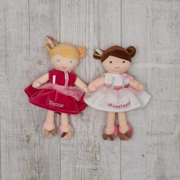Schwesternset - Prinzessinnen Ombelline & Constance