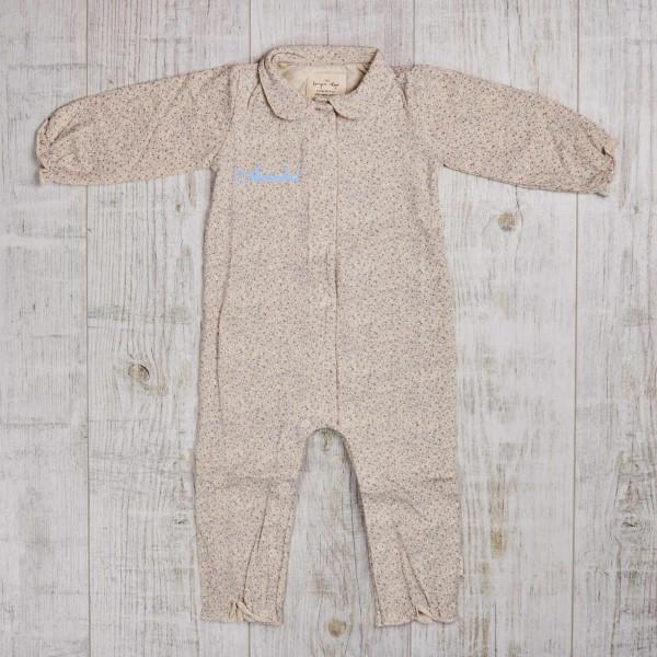 Pyjama avec col, Mélodie