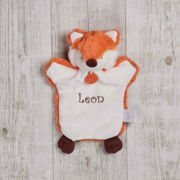 Hand Puppet, Fox