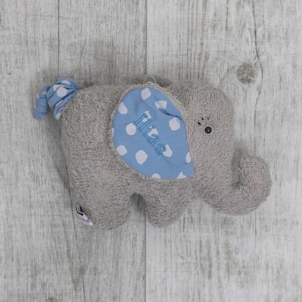 Spieluhr Elefant, Blau