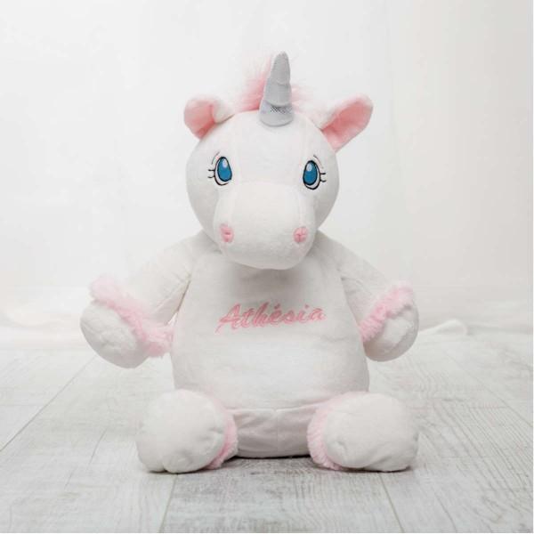Cuddly Toy, 30 cm, Unicorn