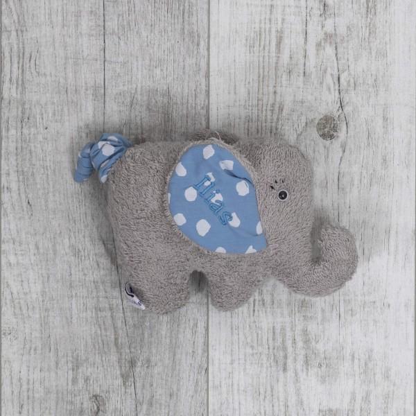 Carillon Éléphant, bleu