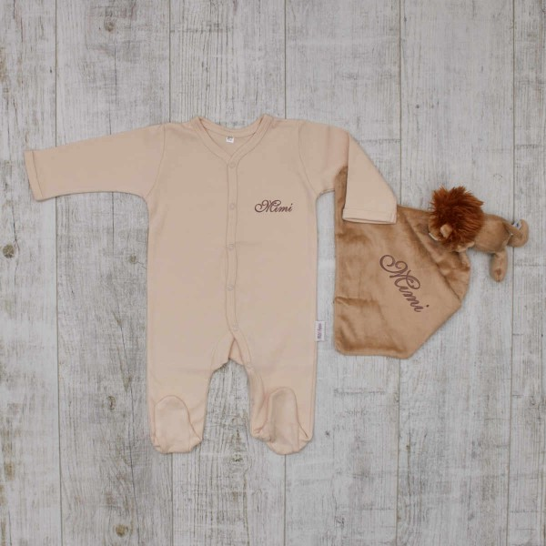 Basics Babyset - Sleep tight, Ivory