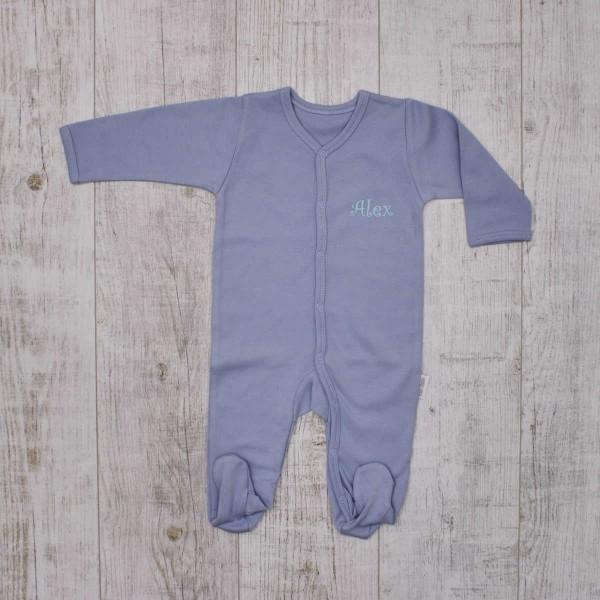 Pyjama Blau