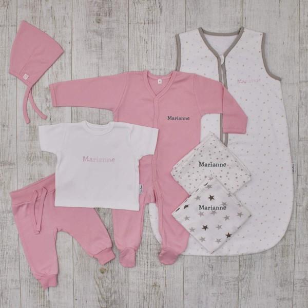 Das perfekteGeschenkfür Neugeborene, Rosa