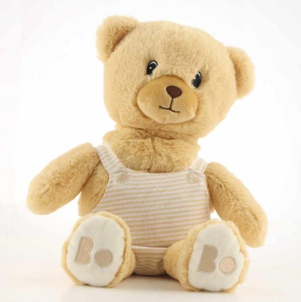 Personalisierter brauner Teddybär