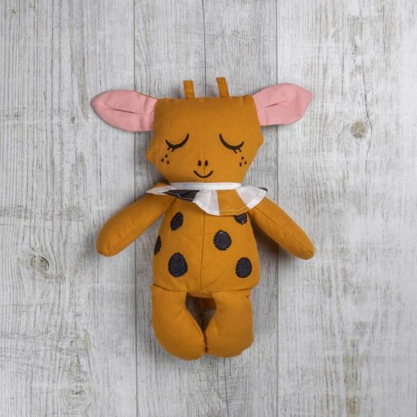 Sensory Canvas Doll – Goldie the Giraffe