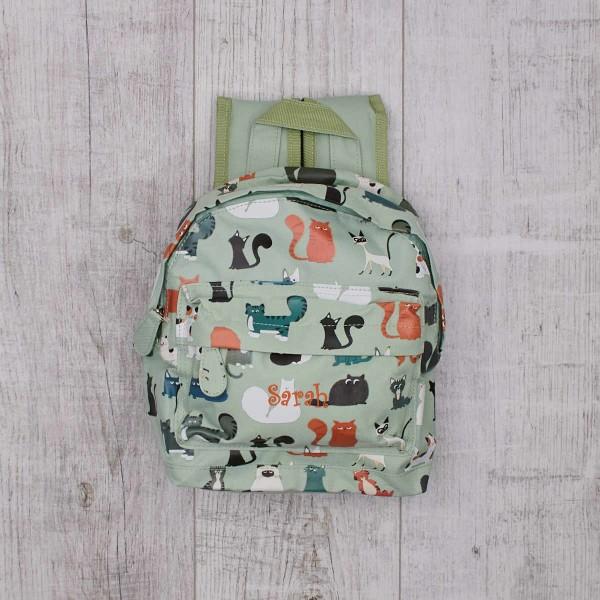 Nine Lives Mini Backpack